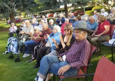Concert on Lawn